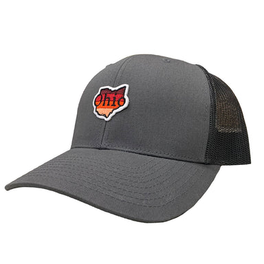 Ohio Sunset Patch Hat