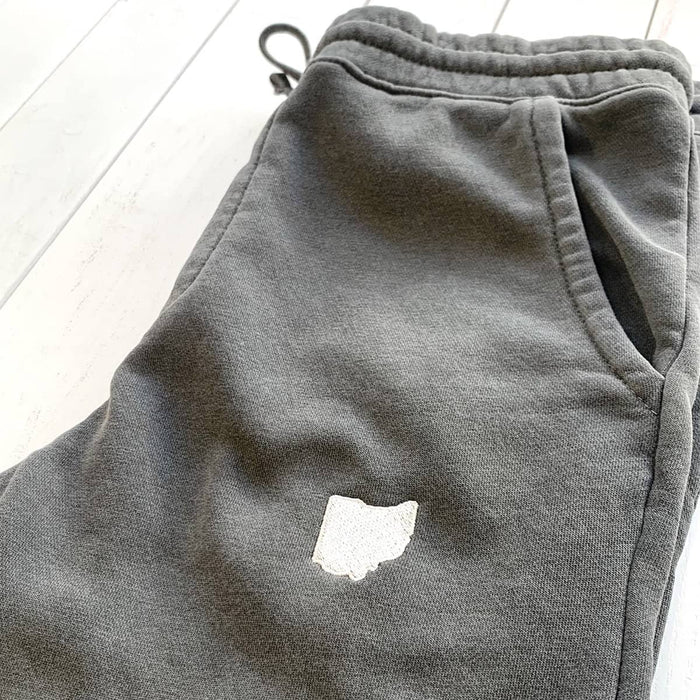 Ohio Embroidered Sweatpants