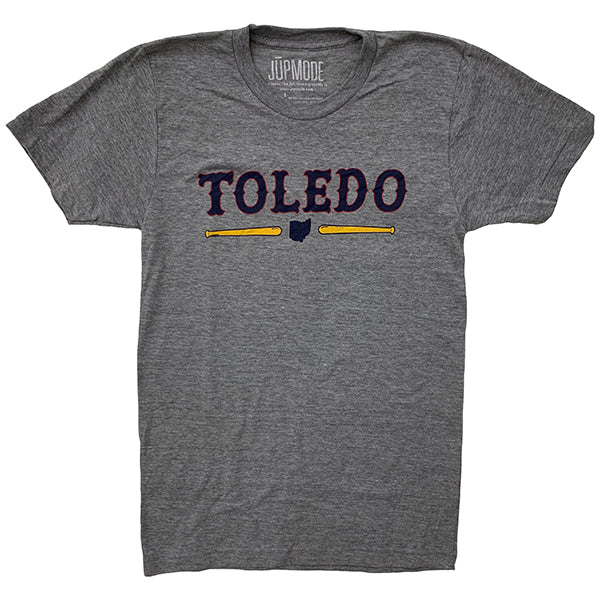 Toledo Ohio Baseball Shirt