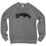 Oregon Ohio Gray Sweatshirt
