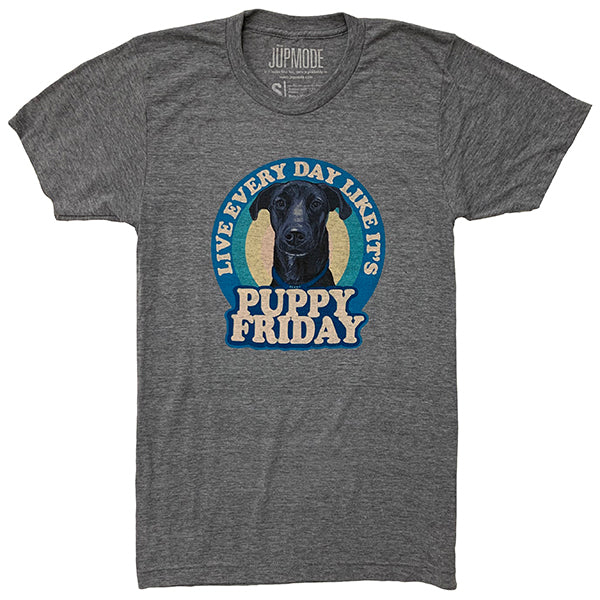 Penny Puppy Friday Shirt - Jupmode