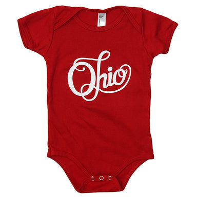 Fancy Ohio Onesie