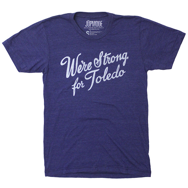 Strong for Toledo Vintage Shirt