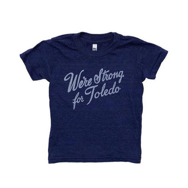 Strong for Toledo Youth Shirt - Jupmode