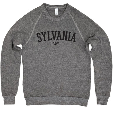 Sylvania Ohio Gray Sweatshirt