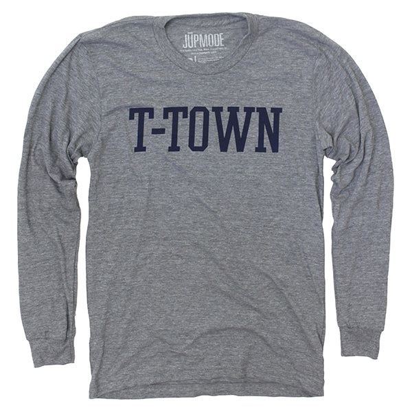 T-Town Long Sleeve Shirt - Jupmode