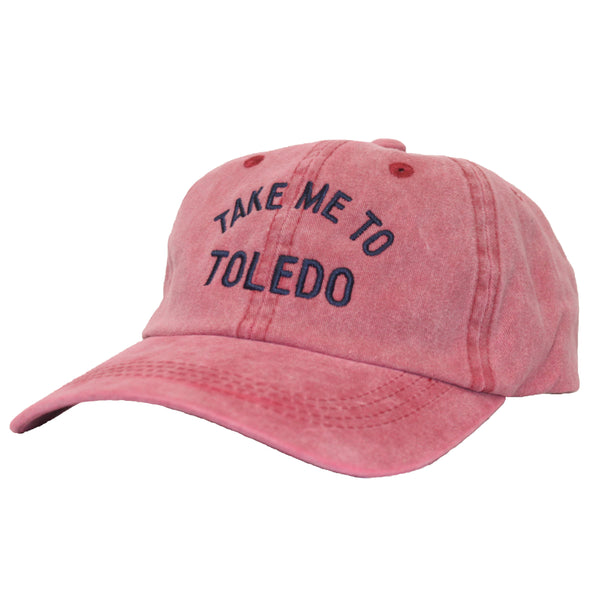 Take Me to Toledo Dad Hat