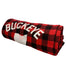 The Buckeye State Sweatshirt Blanket