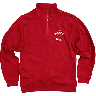 The Buckeye State Quarter Zip