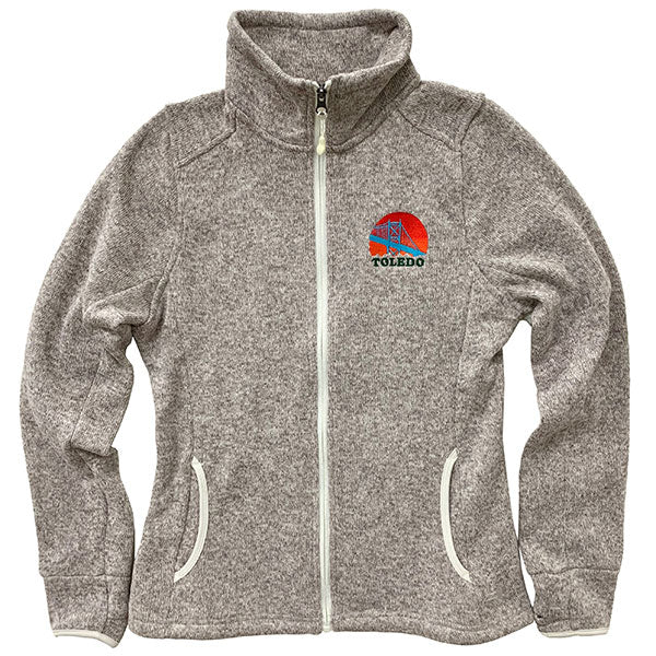 High Level Bridge Women's Fleece Jacket