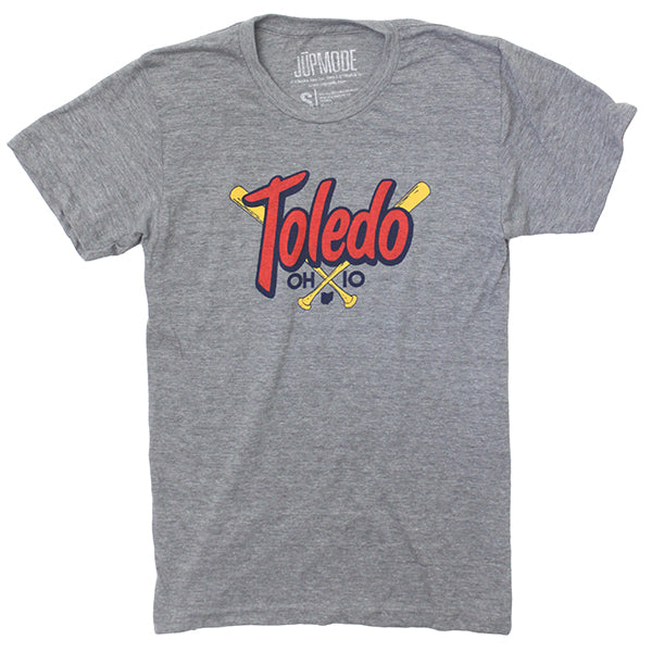 Toledo Crossed Bats Shirt