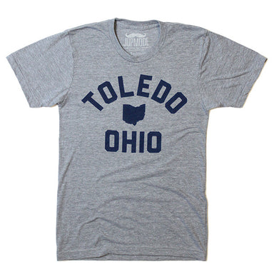 Toledo Ohio Shirt - Jupmode