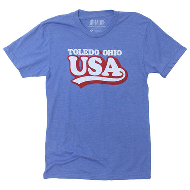 Toledo Ohio USA Shirt - Jupmode