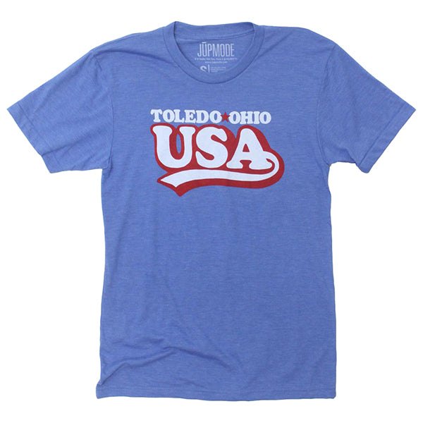 Toledo Ohio USA Shirt