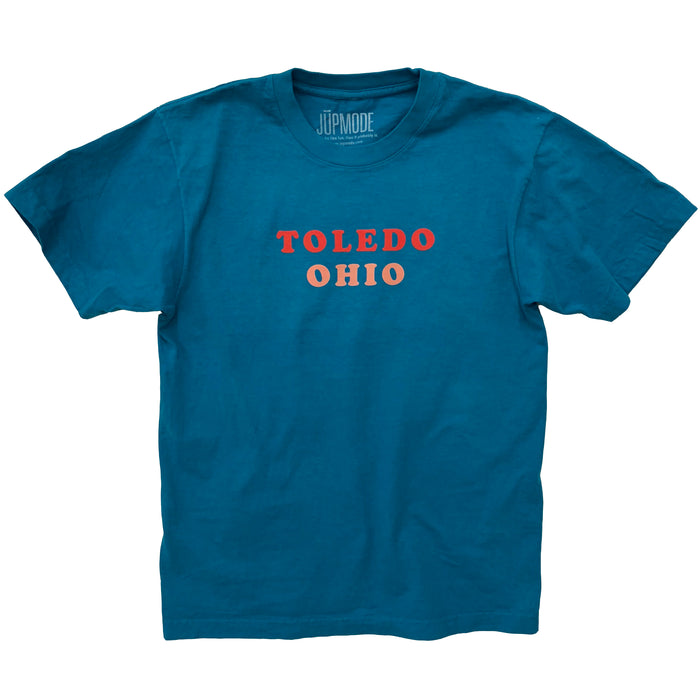 Toledo Ohio Garment Dyed Shirt - Jupmode