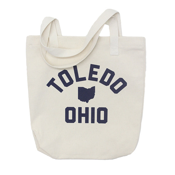Toledo Ohio Tote Bag - Jupmode