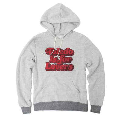 Toledo is For Lovers Hoodie - Jupmode