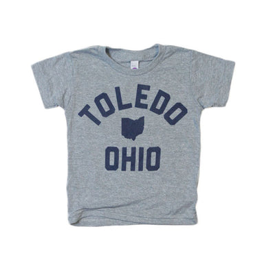 Toledo Ohio Youth Shirt - Jupmode