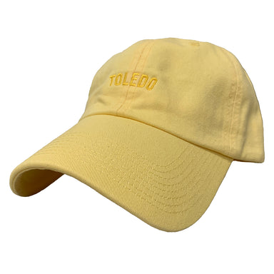 Toledo Light Yellow Hat