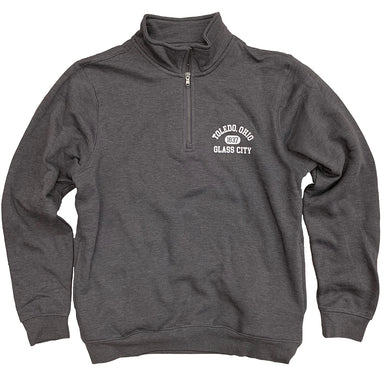 Toledo Ohio 1837 Quarter Zip