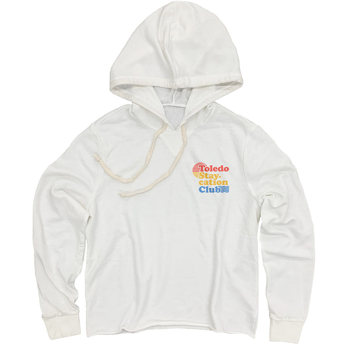 Toledo Staycation Club Terry Women's Hoodie