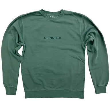 Up North Embroidered Sweatshirt