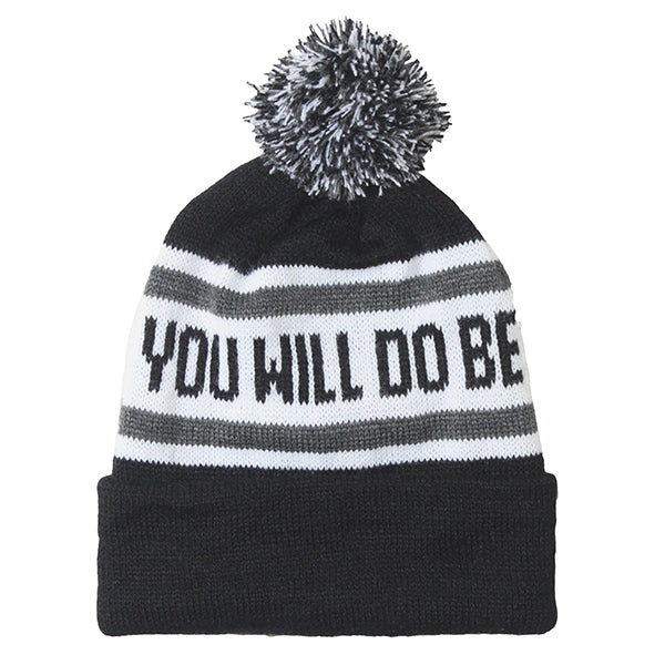 You Will Do Better in Toledo Pom Winter Hat
