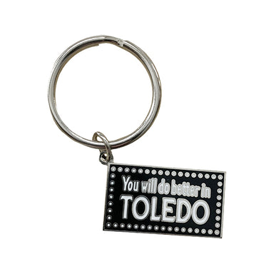 You will do better in Toledo Keychain - Jupmode