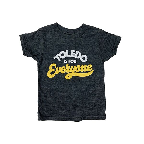 Toledo is for Everyone Community Youth Shirt - Jupmode