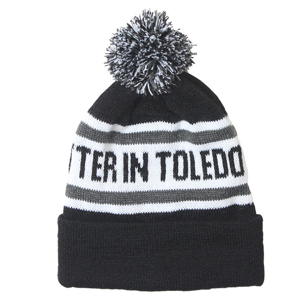 You Will Do Better in Toledo Pom Beanie - Jupmode