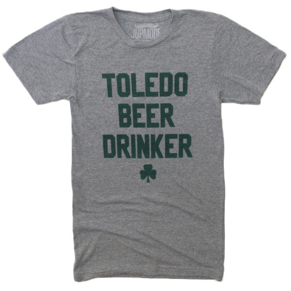 Toledo Beer Drinker Shirt