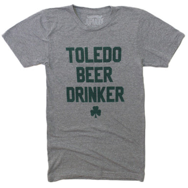 Toledo Beer Drinker Shirt - Jupmode