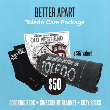Better Apart Toledo Care Package - Jupmode