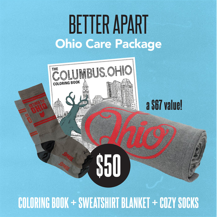 Better Apart Ohio Care Package - Jupmode