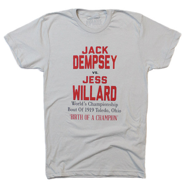 Jack Dempsey Heavyweight Champion Shirt