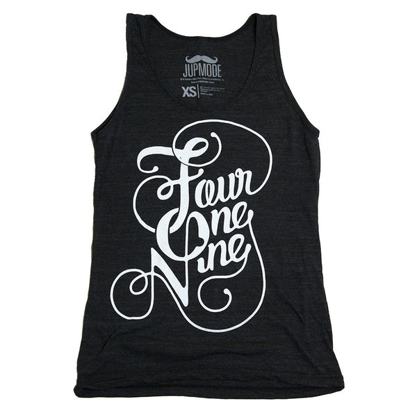 Fancy Four One Nine Tank Top