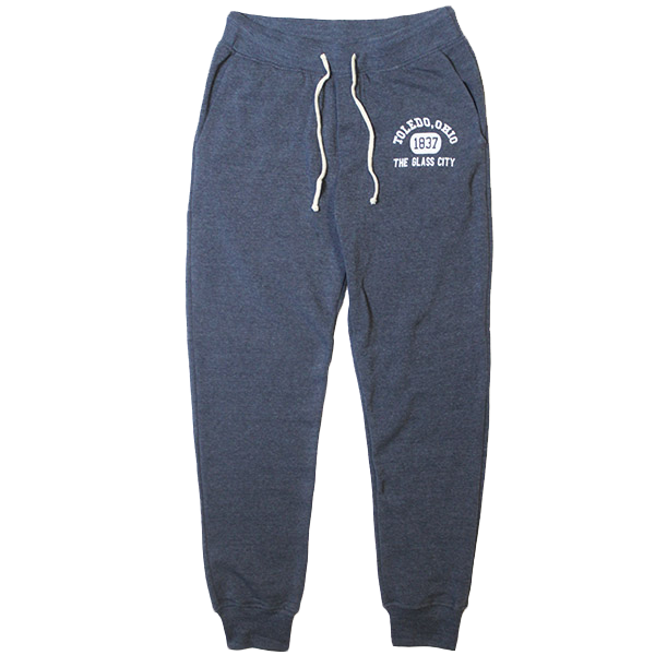 Toledo Ohio Glass City Sweatpants