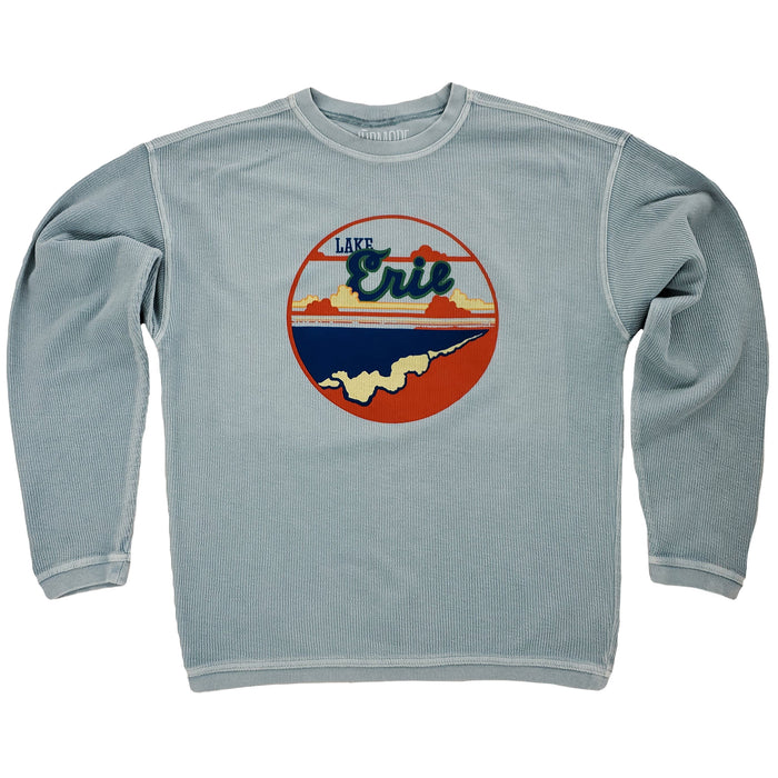 Lake Erie Corded Sweatshirt - Jupmode