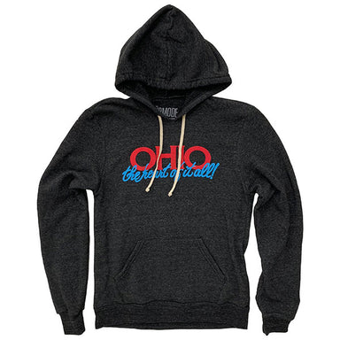 Ohio the Heart of it All Hoodie - Jupmode