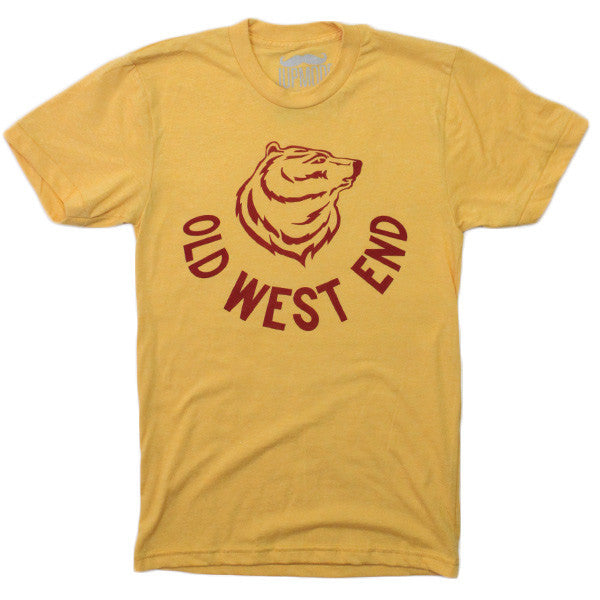 Old West End Golden Bears Shirt