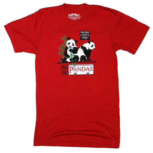 Toledo Zoo 1988 Panda Exhibit Shirt