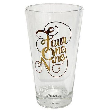 Fancy Four One Nine Pint Glass - Jupmode