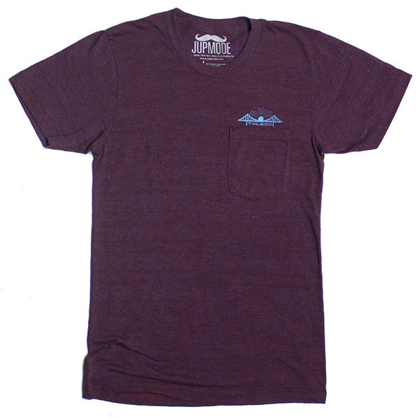 High Level Bridge Pocket Shirt