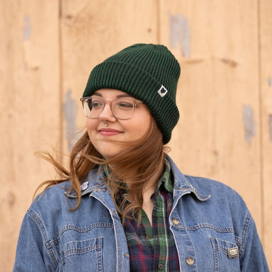 Green Ohio Cozy Beanie - Jupmode