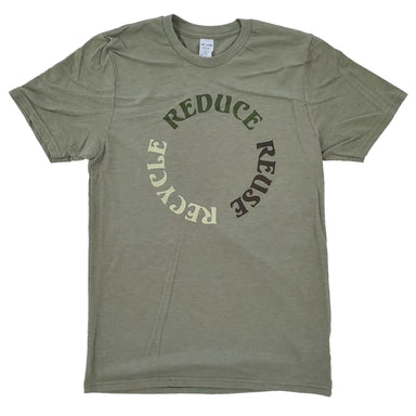 Reduce, Reuse, Recycle Eco-Friendly Shirt - Jupmode