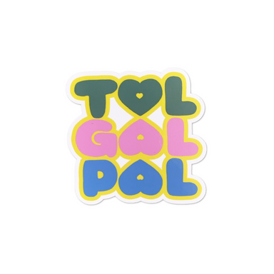 3-Pack TOL Gal Pal Sticker - Jupmode