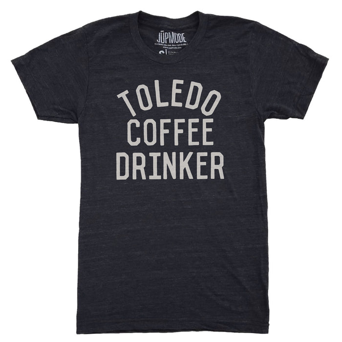 Toledo Coffee Drinker Shirt - Jupmode