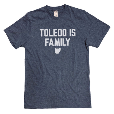 Toledo is Family Officer Dia Community Shirt