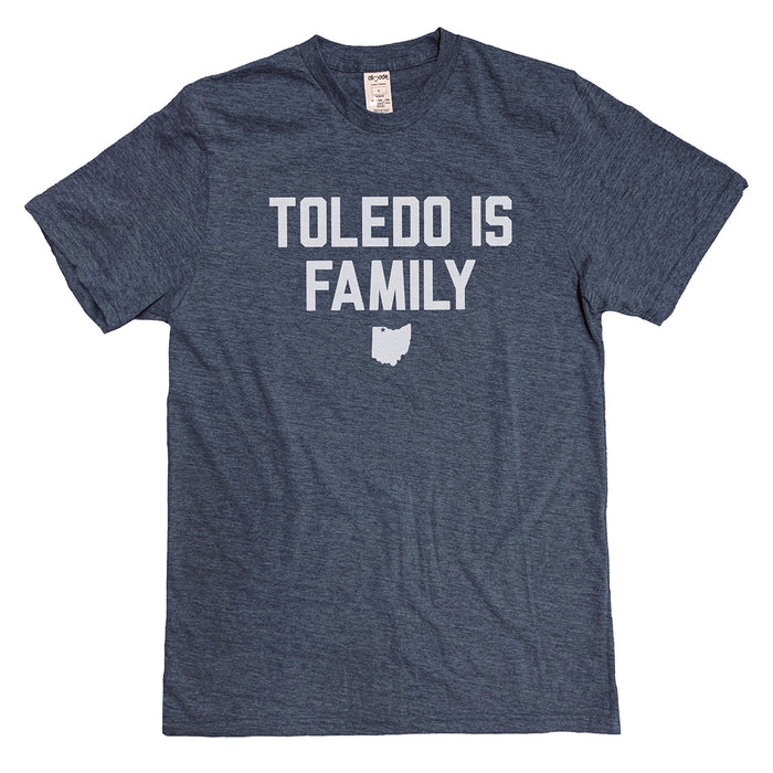 Toledo is Family Officer Dia Community Shirt (Discontinued)