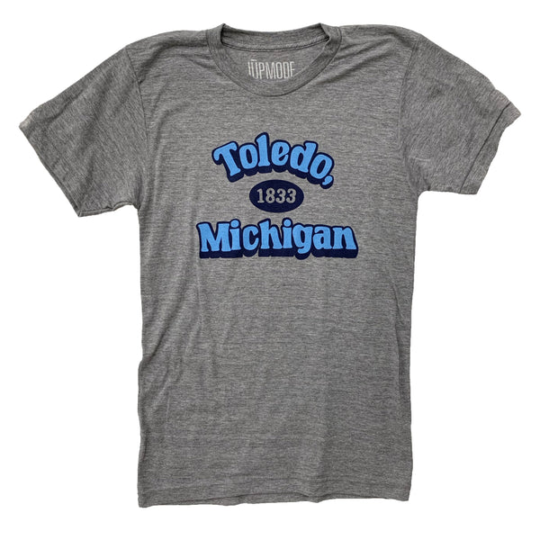 Toledo Michigan 1833 Shirt